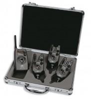 Набор сигнализаторов Lineaeffe Deluxe Radio Carp 3шт.+ пейджер (6300095)