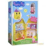 Игровой набор Peppa Pig 'Замок Пеппы, с мебелью'