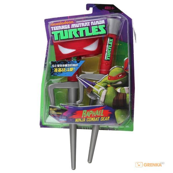 Набор игрушечного оружия TMNT Боевое снаряжение Рафаэля