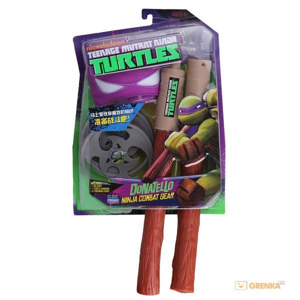 Набор игрушечного оружия TMNT Боевое снаряжение Донателло