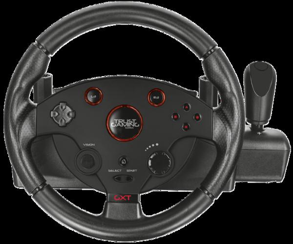 Игровой манипулятор Trust Руль GXT 288 Racing Wheel (20293)