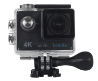 Экшн-камера Bravis A1 Black (BRAVISA1b)