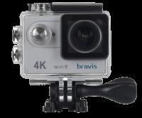 Экшн-камера Bravis A1 Silver (BRAVISA1s)