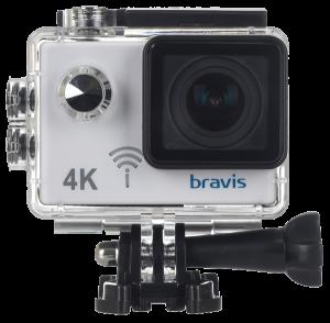 Экшн-камера Bravis A3 White (BRAVISA3w)
