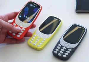 фото Мобильный телефон Nokia 3310 Yellow #3