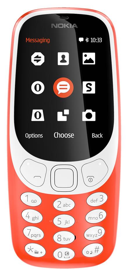 Мобильный телефон Nokia 3310 Orange