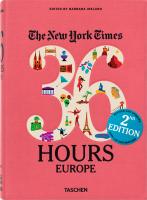 Книга The New York Times: 36 Hours Europe