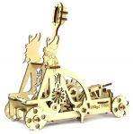 Механический 3D пазл Wood Trick 'Катапульта' (1234-6)
