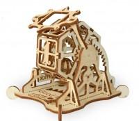 Механический 3D пазл Wood Trick 'Колесо фортуны' (1234-13)