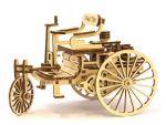 Механический 3D пазл Wood Trick 'Первый автомобиль' (1234-9)