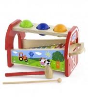 Игрушка Viga Toys 2-в-1 'Ксилофон' (50348)