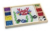 Игра Viga Toys 2-в-1 'Мозаика & Лудо' (59990VG)