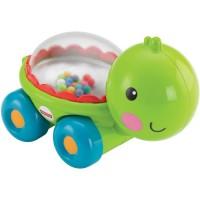 Развивающая игрушка Fisher-Price 'Черепашка с шариками' (BGX29-1)