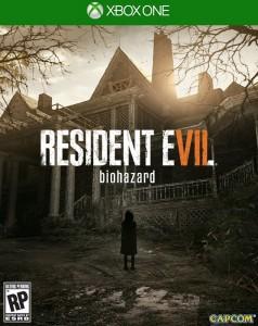 игра Resident Evil 7: Biohazard Xbox One