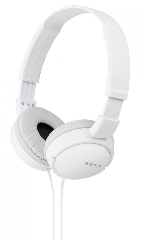 Купить Наушники Sony MDR-ZX110/W White (MDRZX110W.AE)