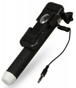 Подарок Компактный монопод для селфи SmartYou Mini 3 чёрный