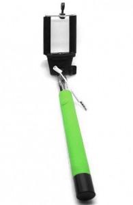 Подарок Монопод для селфи SmartYou в блистере Z07-5 plus (зелёный)