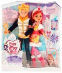 Кукла Ever After High 'Дэринг Чарминг и Розабелла Бьюти' из серии Epic Winter (DLB38)