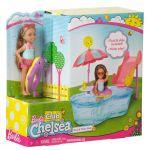Набір Barbie 'Розваги Челсі на подвір'ї' (DWJ45-2)