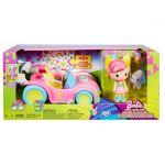 Набір Barbie 'Веселі перегони' з м/ф 'Barbie: Віртуальний світ' (DTW18)
