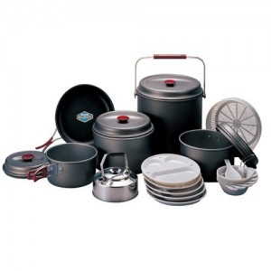 Набор посуды Kovea Cookware (KSK-WH12)