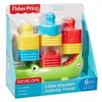 Іграшка Fisher-Price 'Веселий крокодил' (DRG34)