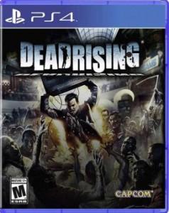 игра Dead Rising PS4