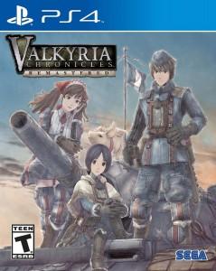 игра Valkyria Chronicles PS4