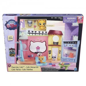 Игровой набор Littlest Pet Shop 'Кафе' (B5479)