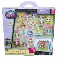 Игровой набор Littlest Pet Shop 'Набор зверюшек-малышей' (B6625)