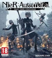 Игра Ключ для Nier: Automata. Day One Edition