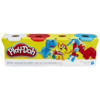 Набор Play-Doh из 4 баночек (B5517)