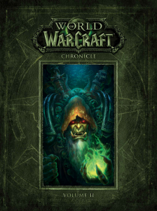 Книга World of Warcraft: Chronicle Volume 2