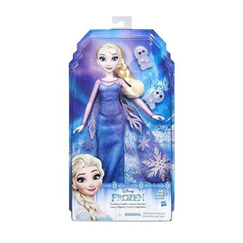 Кукла Disney Анна или Эльза с другом из серии Северное сияние (B9199)