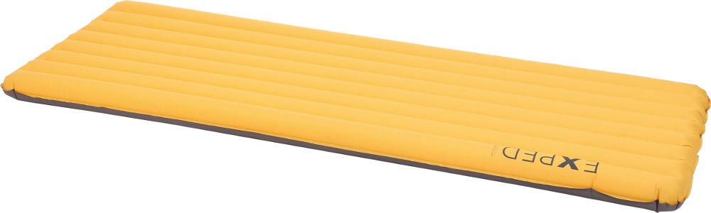 Коврик самонадувающийся Exped SynMat UL 9 (corn yellow) LW