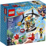 Конструктор LEGO DC Super Hero Girls 'Вертолёт Бамблби' (41234)