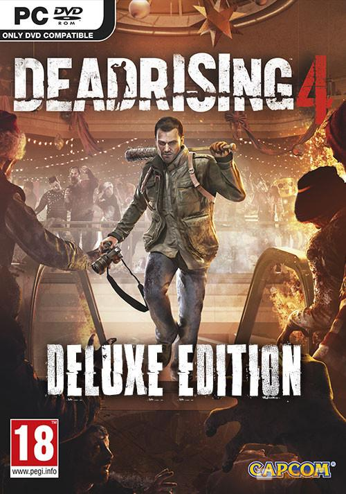 Купить Dead Rising 4 PC, Capcom