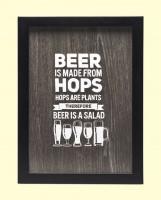 Подарок Копилка для пивных крышек 'Salad'