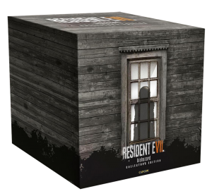 игра Resident Evil 7's Collector's Edition PS4