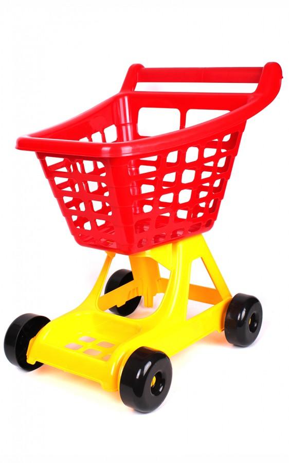 Каталка ТехноК 'Тележка для супермаркета' (4227)