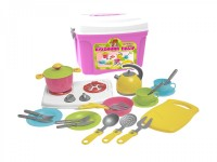 Набор посуды ТехноК 'Кухонный набор 8' (2407)