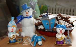 фото страниц Мастерская новогодних игрушек #6