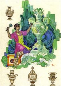 фото страниц Сказы Бажова (набор из 12 открыток) #3
