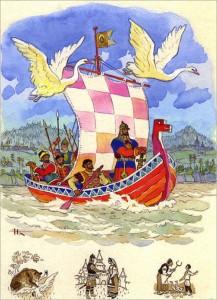 фото страниц Сказы Бажова (набор из 12 открыток) #5