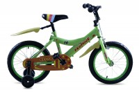 Детский велосипед Premier Bravo 16'' Lime