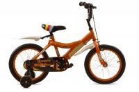 Детский велосипед Premier Bravo 16'' Orange