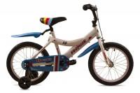 Детский велосипед Premier Bravo 16'' White