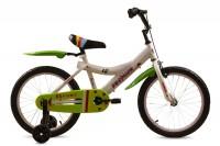 Детский велосипед Premier Bravo 18'' White