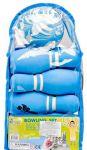 Мини-боулинг SafSof в сумке 10 кеглей (MBB-06(B))