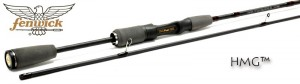 Удилище спиннинговое Fenwick HMG802L Micro Jig 2.44m 3-15g (1381922)